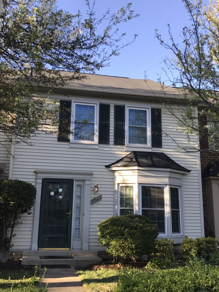 CertainTeed XT25 Moire Black shingles gaithersburg md