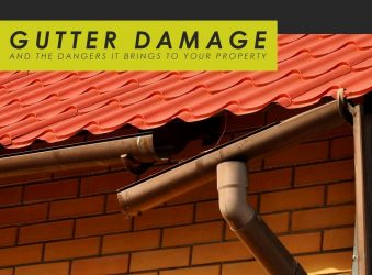 Gutter Damage and The Dangers It Brings to Your Property